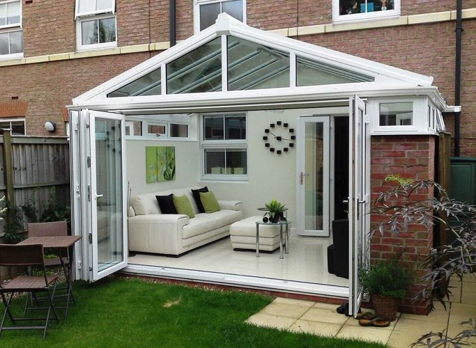 Setting up a Conservatory for Summer
